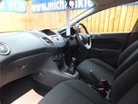 USED 2013 13 FORD FIESTA 1.5 STYLE TDCI 5d 74 BHP FSH, AIR CON, AUX INPUT