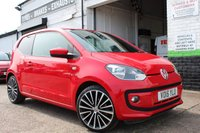 USED 2015 15 VOLKSWAGEN UP 1.0 HIGH UP 3d 74 BHP A FANTASTIC EXAMPLE OF THIS MUCH CHERISHED AND WELL CARED FOR HIGH UP