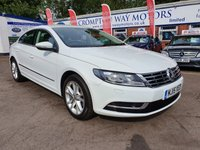 USED 2015 15 VOLKSWAGEN CC 1.4 TSI BLUEMOTION TECHNOLOGY DSG 4d AUTO 158 BHP 0%  FINANCE AVAILABLE ON THIS CAR PLEASE CALL 01204 393 181