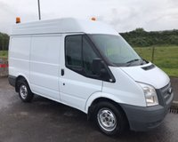 USED 2012 61 FORD TRANSIT 2.2 280 SWB MR NO VAT BAV 99 BHP 6 MONTHS PARTS+ LABOUR WARRANTY+AA COVER
