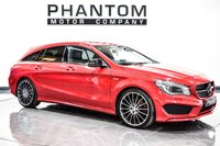 USED 2015 65 MERCEDES-BENZ CLA 2.0 CLA250 4MATIC ENGINEERED BY AMG 5d 208 BHP