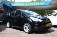 USED 2015 15 FORD B-MAX 1.6 TITANIUM 5dr AUTO 104 BHP NEED FINANCE??? APPLY WITH US!!!