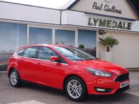 USED 2014 64 FORD FOCUS 1.0 ZETEC 5d 124 BHP