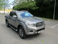 USED 2018 68 NISSAN NAVARA 2.3 DCI TEKNA SHR DCB 4d AUTO 190 BHP WAS £22,995 NOW ONLY £21,995 !!