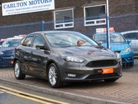 USED 2015 65 FORD FOCUS 1.5 ZETEC TDCI 5d  FULL FORD HISTORY ~ £0 ROAD TAX ~ SAT NAV ~ FORD SYNC ~ DAB