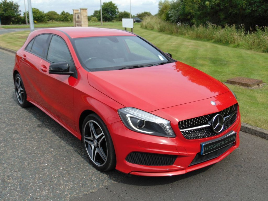 Mercedes-Benz A Class A180 CDI Blueefficiency Amg Sport