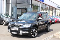 USED 2014 14 SKODA YETI 2.0 TDi CR Laurin & Klement Outdoor 4WD 5dr