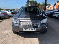 USED 2009 09 LAND ROVER FREELANDER 2.2 TD4 E XS 5d 159 BHP