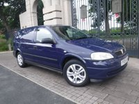 USED 2005 05 VAUXHALL ASTRA 1.7 CDTI ENVOY 1d 80 BHP ****FINANCE ARRANGED****PART EXCHANGE WELCOME***84,000MILES*CD PLAYER*SATNAV*AM/FM RADIO*VOICE CONTROL STEREO