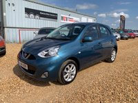 USED 2014 14 NISSAN MICRA 1.2 ACENTA 5d 79 BHP