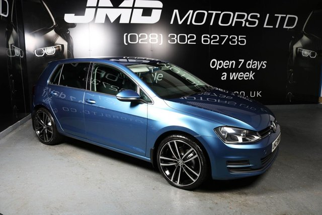 2013 VOLKSWAGEN GOLF 1.6 S TDI BLUEMOTION TECHNOLOGY 5d 103 BHP (FINANCE AND WARRANTY)