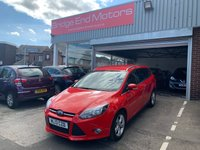 USED 2013 13 FORD FOCUS 1.6 ZETEC TDCI 5d 113 BHP GREAT SPEC ZETEC ESTATE WITH  LOW MILEAGE, ONLY 18648 MILES FROM NEW! LOW CO2 EMISSIONS(109G/KM), £20 TAX, ALLOY WHEELS, AIR CONDITIONING, PARKING SENSORS, USB CONNECTION, EXCELLENT FUEL ECONOMY.