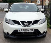 USED 2015 64 NISSAN QASHQAI 1.2 ACENTA DIG-T XTRONIC 5d AUTO 113 BHP