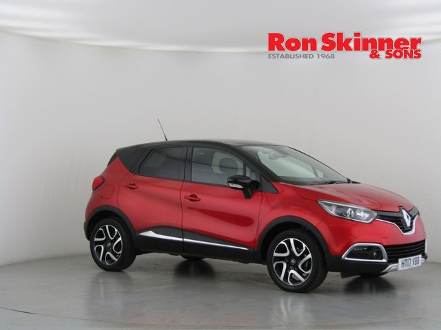 View our 2017 17 RENAULT CAPTUR 1.5 SIGNATURE NAV DCI 5d 110 BHP