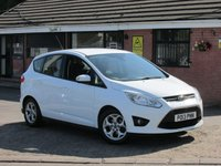 2013 FORD C-MAX 1.6 ZETEC (BLUETOOTH) 5dr £4690.00