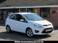 USED 2013 13 FORD C-MAX 1.6 ZETEC (BLUETOOTH) 5dr GREAT VALUE FOR MONEY C-MAX