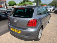 USED 2012 61 VOLKSWAGEN POLO 1.4 MATCH DSG 3d AUTO 83 BHP
