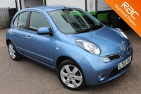 USED 2010 60 NISSAN MICRA 1.2 N-TEC 5d AUTO 80 BHP VIEW AND RESERVE ONLINE OR CALL 01527-853940 FOR MORE INFO.