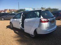 USED 2013 13 FORD GRAND C-MAX 1.6 TITANIUM TDCI 5d 114 BHP FULLY AA INSPECTED - FINANCE AVAILABLE