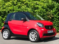 USED 2017 17 SMART FORTWO 1.0 PASSION 2d 71 BHP