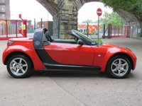 USED 2004 SMART ROADSTER 0.7 80 AUTO RHD 2d AUTO 81 BHP