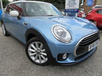 USED 2016 66 MINI CLUBMAN 1.5 COOPER 5d 134 BHP Stunning looking one owner Stylish &  practical Half leather heatesd seats Sat nav bluetooth  Select your own driving mode Still only  £30 to tax