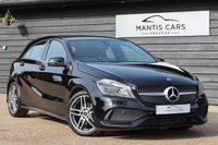 USED 2017 17 MERCEDES-BENZ A CLASS 2.1 A 200 D AMG LINE 5d AUTO 134 BHP SMARTPHONE INTEGRATION PACK	- APPLE CARPLAY - REAR-VIEW CAMER