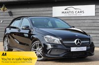 USED 2017 17 MERCEDES-BENZ A CLASS 2.1 A 200 D AMG LINE 5d AUTO 134 BHP SMARTPHONE INTEGRATION PACK- APPLE CARPLAY - REAR-VIEW CAMER