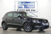2015 VOLKSWAGEN POLO 1.2 SE DESIGN TSI 5 DOOR 90 BHP £8590.00