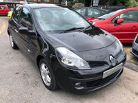 USED 2006 06 RENAULT CLIO 1.4 16v Dynamique 3dr PART EXCHANGE BARGAIN SUPPLIED WITH A NEW MOT