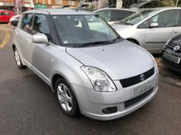 USED 2007 07 SUZUKI SWIFT 1.5 GLX 5dr GREAT VALUE HATCHBACK SUPPLIED WITH A NEW MOT