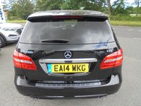 USED 2014 14 MERCEDES-BENZ B CLASS 1.8 B200 CDI BLUEEFFICIENCY SPORT 5d AUTO 136 BHP