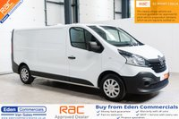 USED 2015 65 RENAULT TRAFIC 1.6 LL29 BUSINESS DCI *LONG WHEEL BASE*