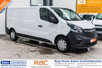 USED 2015 15 VAUXHALL VIVARO 1.6 2900 L2H1 CDTI *LONG WHEEL BASE*