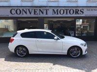 2015 BMW 1 SERIES 2.0 118D M SPORT 3d AUTO 147 BHP £10490.00