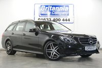 2016 MERCEDES-BENZ E CLASS 2.1 E220 BLUETEC AMG NIGHT EDITION  AUTOMATIC 174 BHP £16590.00