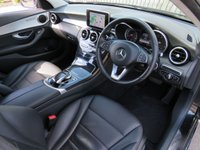 USED 2015 64 MERCEDES-BENZ C CLASS 2.0 C200 SPORT 4d AUTO 184 BHP