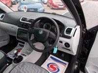 USED 2010 10 SKODA ROOMSTER 1.4 SE TDI 5d 79 BHP MPV