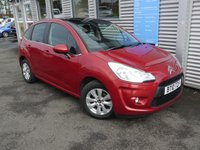 USED 2010 10 CITROEN C3 1.4 VTR PLUS HDI 5d 68 BHP