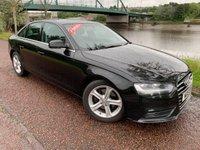 2015 AUDI A4 2.0 TDI ULTRA SE TECHNIK 4d 161 BHP £8990.00