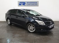 USED 2011 11 TOYOTA AVENSIS 2.0 TR D-4D 5d 125 BHP