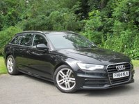 USED 2014 64 AUDI A6 2.0 AVANT TDI ULTRA S LINE 5d 188 BHP * 128 POINT AA INSPECTED * 12 MONTHS FREE AA MEMBERSHIP COVER *