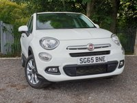 USED 2015 65 FIAT 500X 1.4 MULTIAIR POP STAR 5d 140 BHP