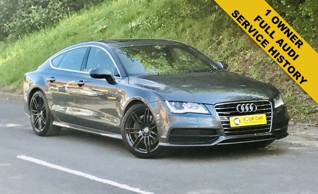 Used Cars Supermarket >> Used Audi Cars In From Your Car Supermarket Ltd