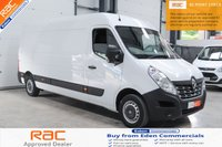 USED 2015 15 RENAULT MASTER 2.3 LM35 BUSINESS DCI