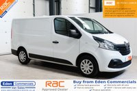 USED 2015 15 RENAULT TRAFIC 1.6 SL29 BUSINESS PLUS DCI
