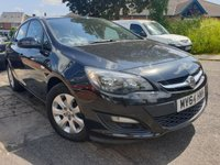 USED 2015 VAUXHALL ASTRA 1.6 DESIGN CDTI ECOFLEX S/S 5d 108 BHP 2KEYS+0 ROAD TAX+AIRCON+MEDIA+ALLOYS+1 OWNER+FSH+ELECS+USB+CD+PAS
