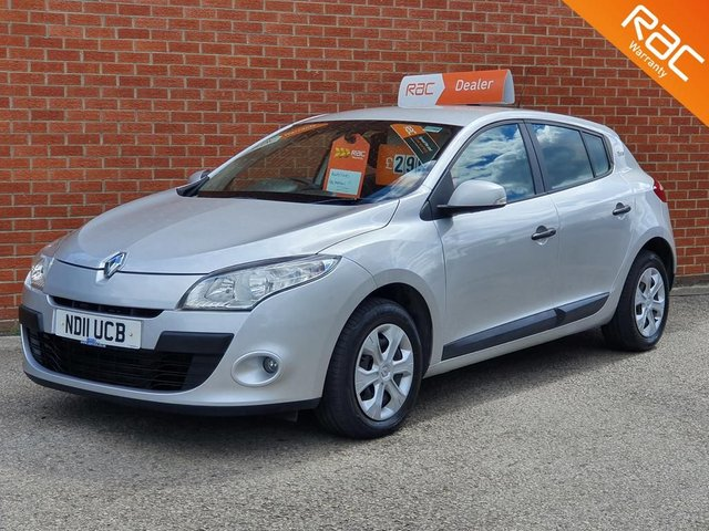 Used Renault cars in Gateshead from North East Part Exchange Centre Ltd