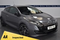 USED 2011 61 RENAULT MEGANE 2.0 RENAULTSPORT 16V 3d 245 BHP CUP EDITION (19 INCH UPGRADED ALLOYS)