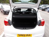 USED 2015 65 VAUXHALL CORSA 1.4 LIMITED EDITION 3d 89 BHP HATCHBACK
